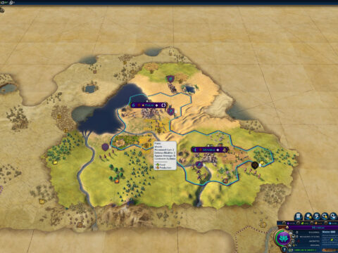 Civ V - Screenshot