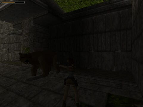 Tomb Raider I - Screenshot