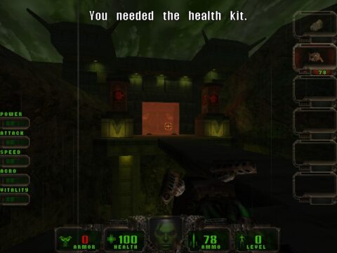 Daikatana - Screenshot