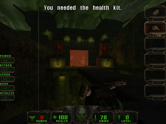Daikatana - Screenshot